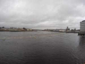 River Shannon and St. John's Castle