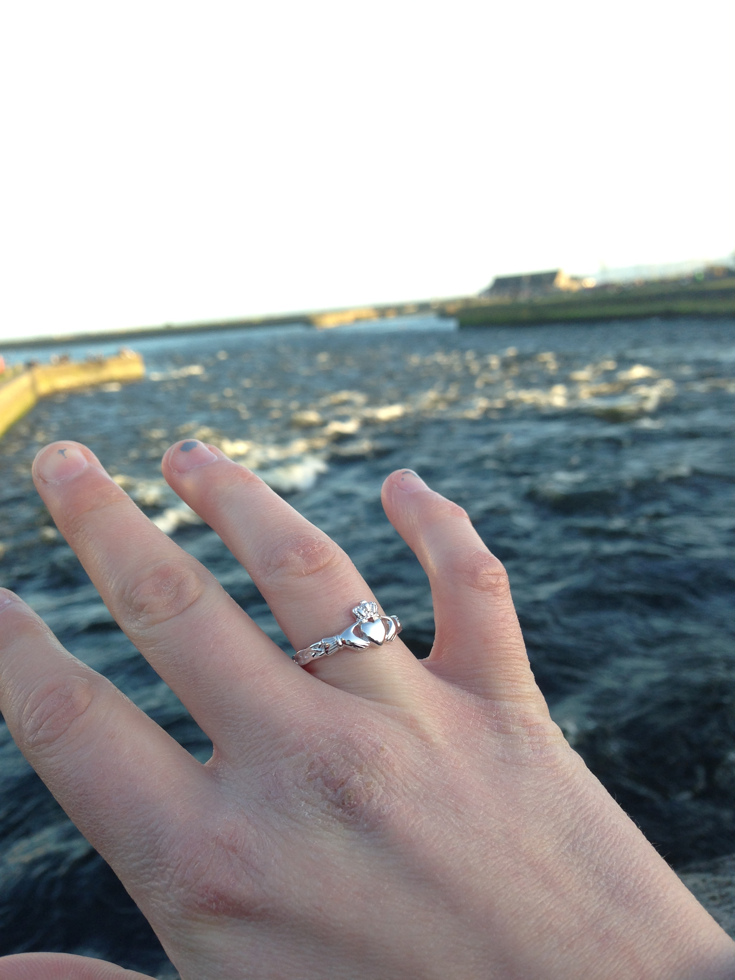 I said yes!!