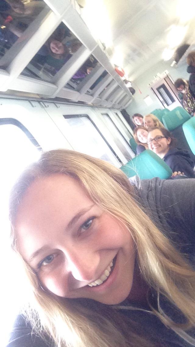 Train to Zagreb