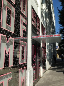 Museum of Moving Image in Queens