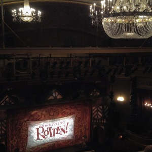 Something Rotten at St. James theater on Broadway