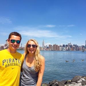 Hello Manhattan!